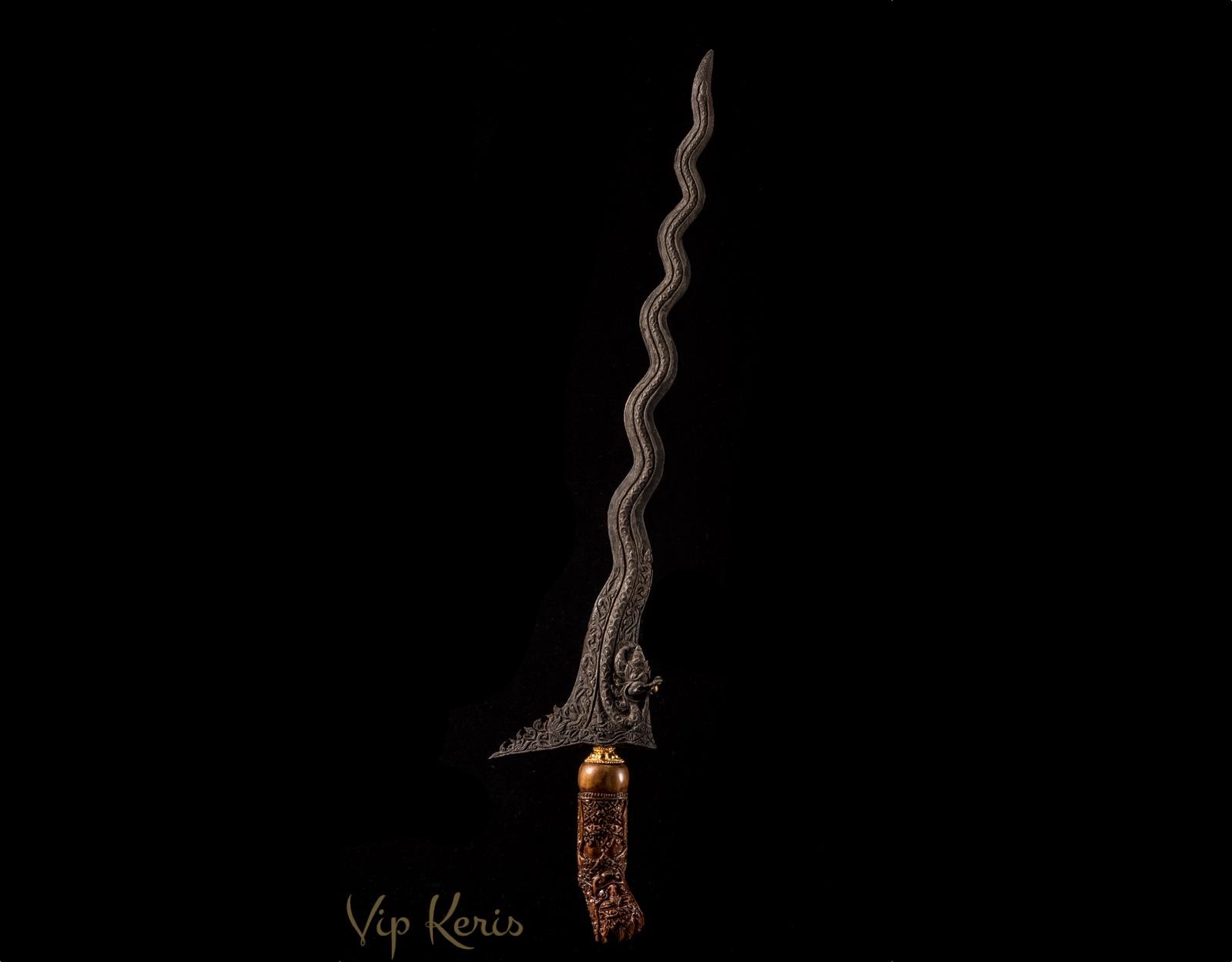 Кинжал Крис 13 изгибов Nagaraja фото VipKeris