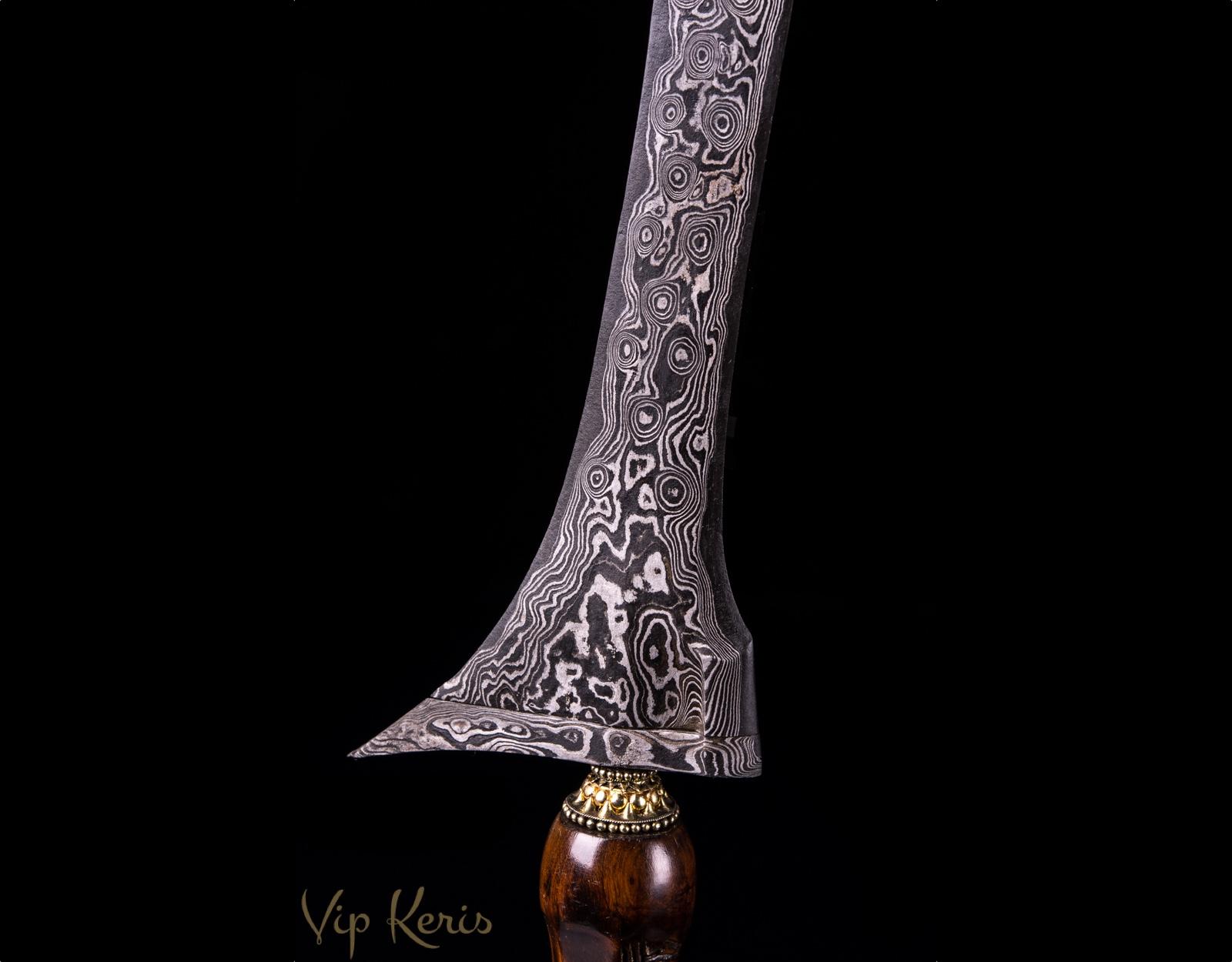 Кинжал Крис Tilam Upih, денежная магия. фото VipKeris