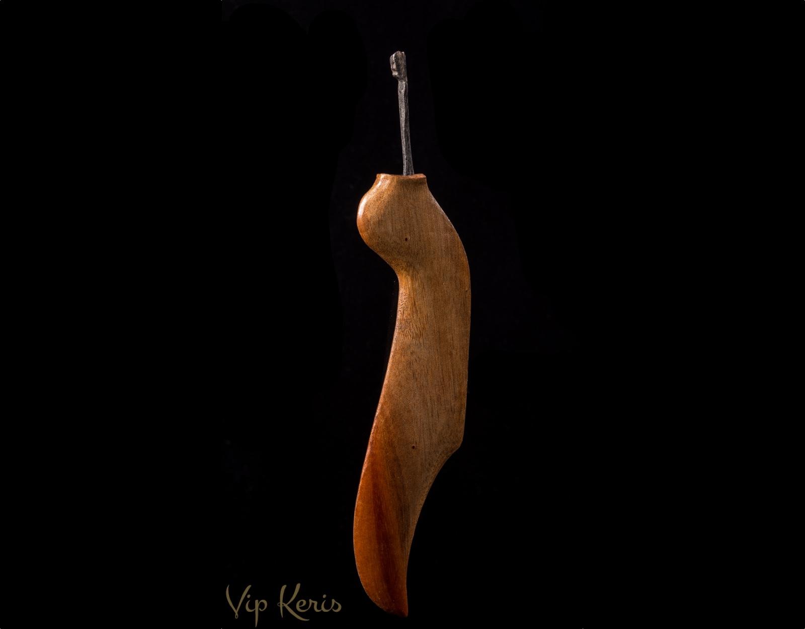 Нож Крис Sajen Kudi, стихия воздух. фото VipKeris
