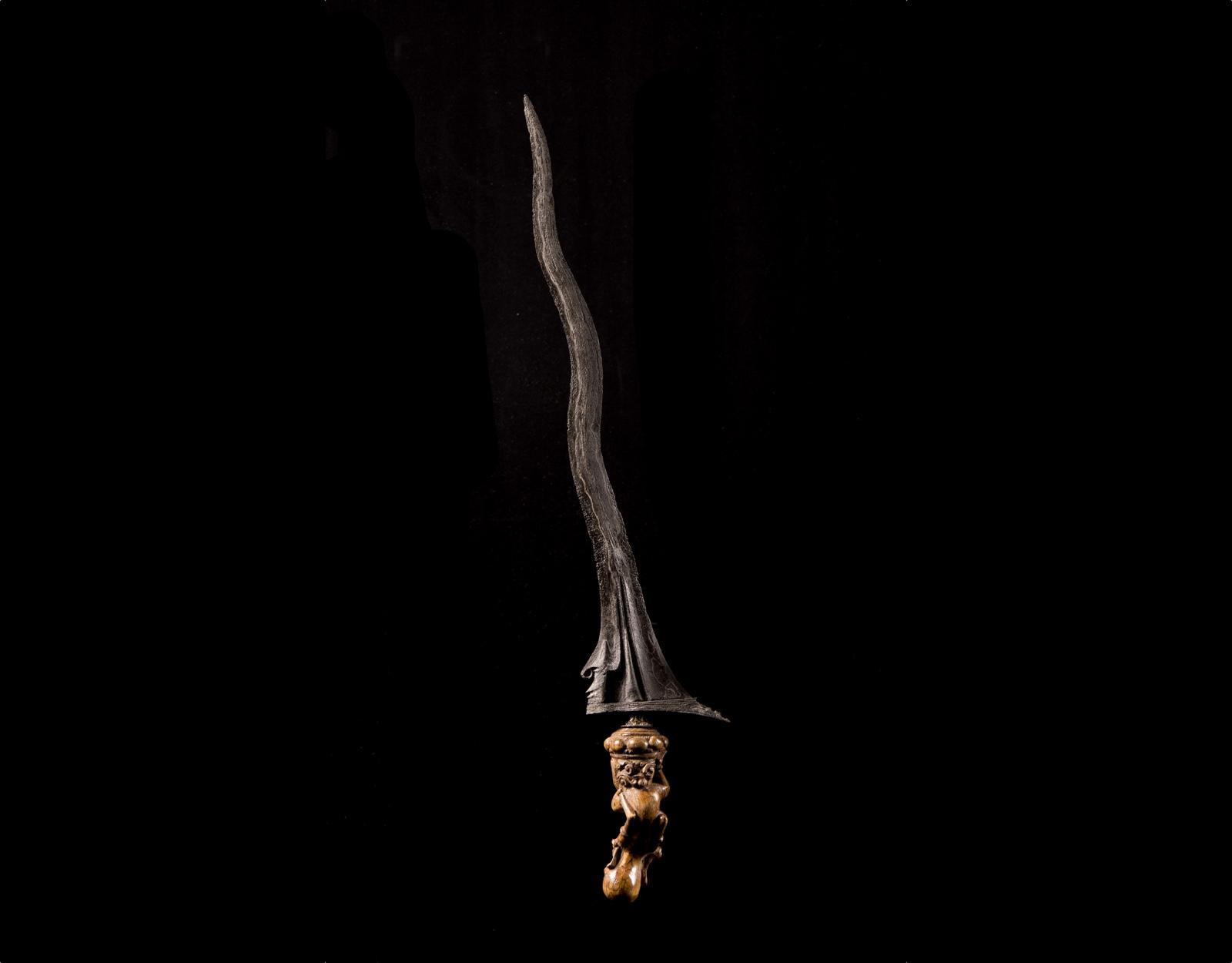 Кинжал Крис Pandawa Corok, 6 аркан. фото VipKeris
