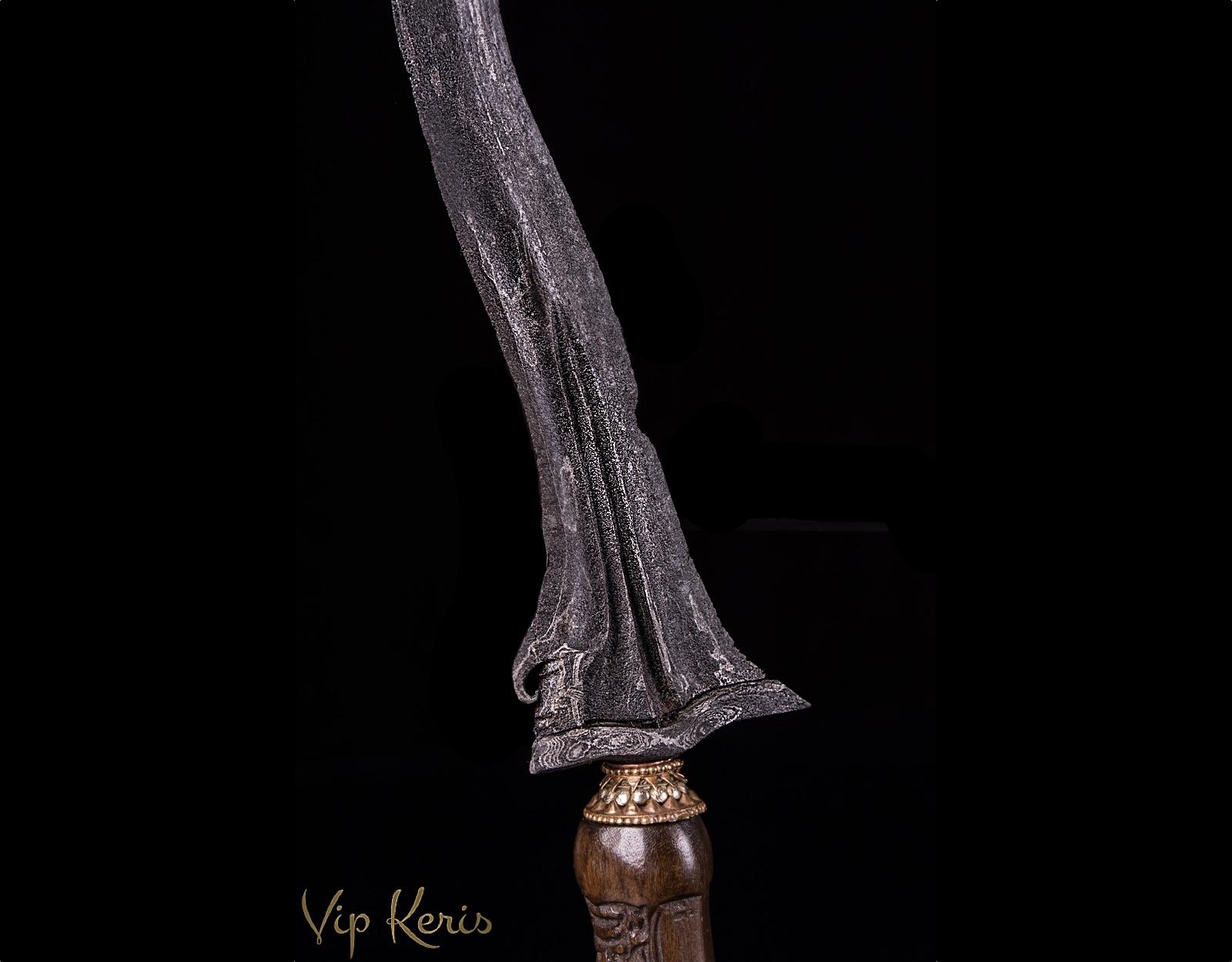 Нож Крис Balebang, боевая магия. фото VipKeris