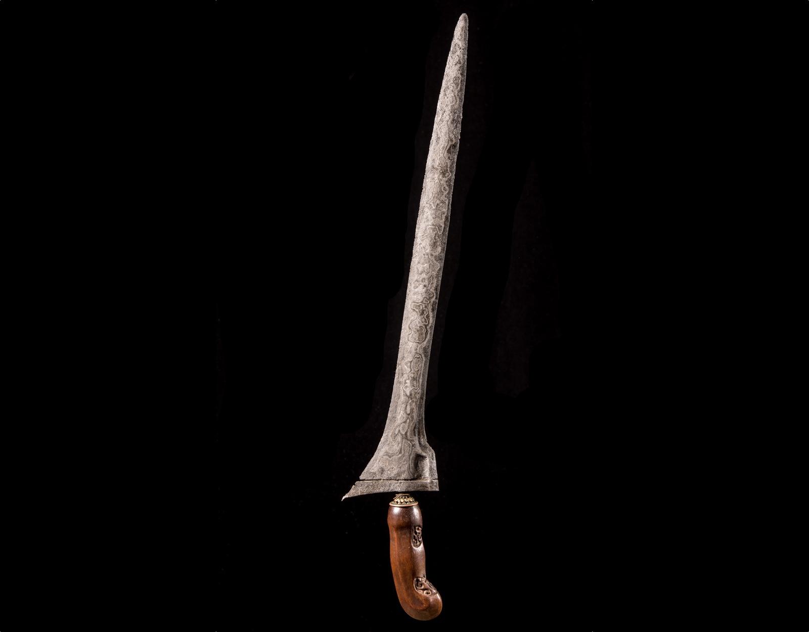 Прямой кинжал Крис Tilamsari Tuban (17 век) фото VipKeris