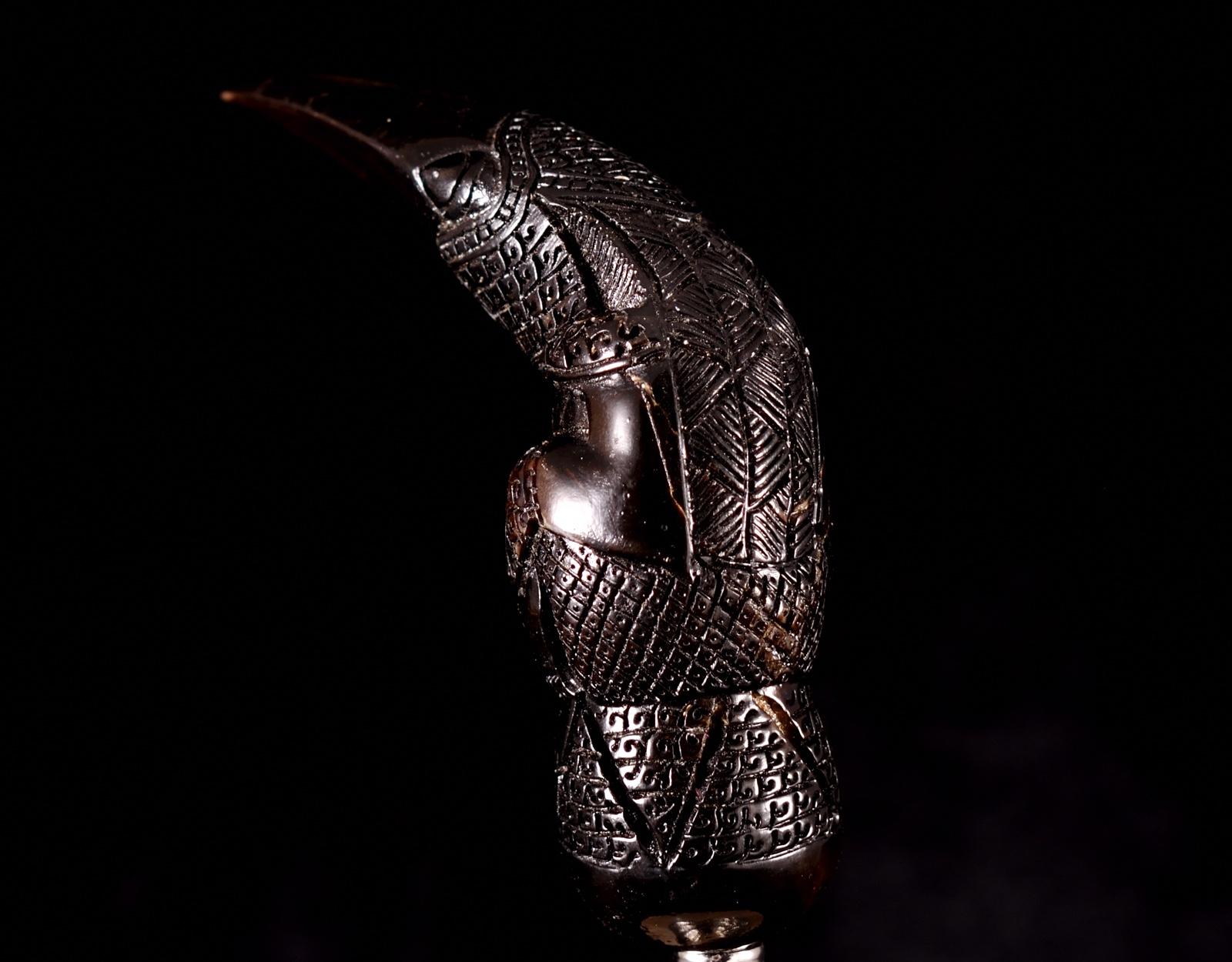 Рукоять для Криса Rajamala, материал кость. фото VipKeris
