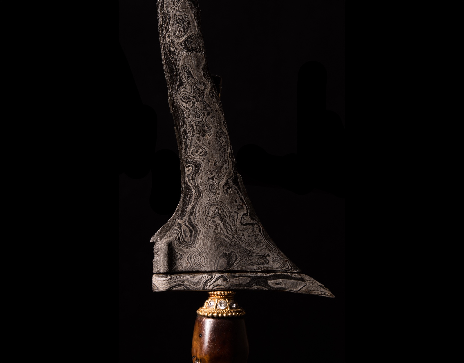 Нож Крис Sempana Luk 9, работа с деньгами. фото VipKeris