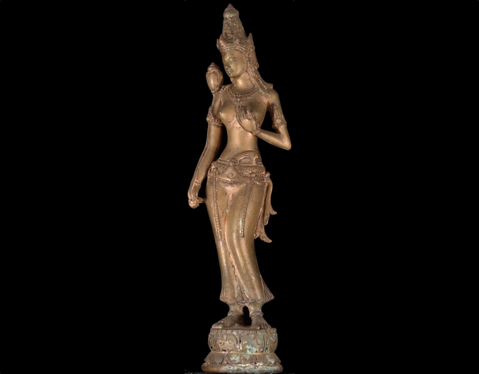 Индонезийская Богиня Thribhuanna Tunggadevi. 38см фото VipKeris