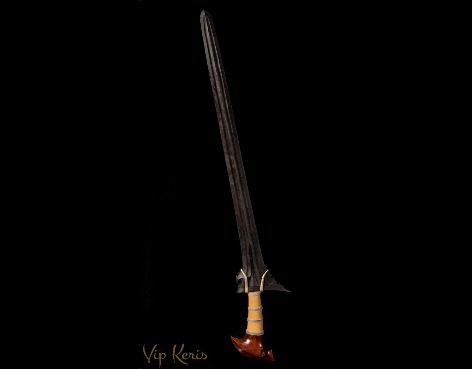 Кинжал Крис Moro Sundang фото VipKeris