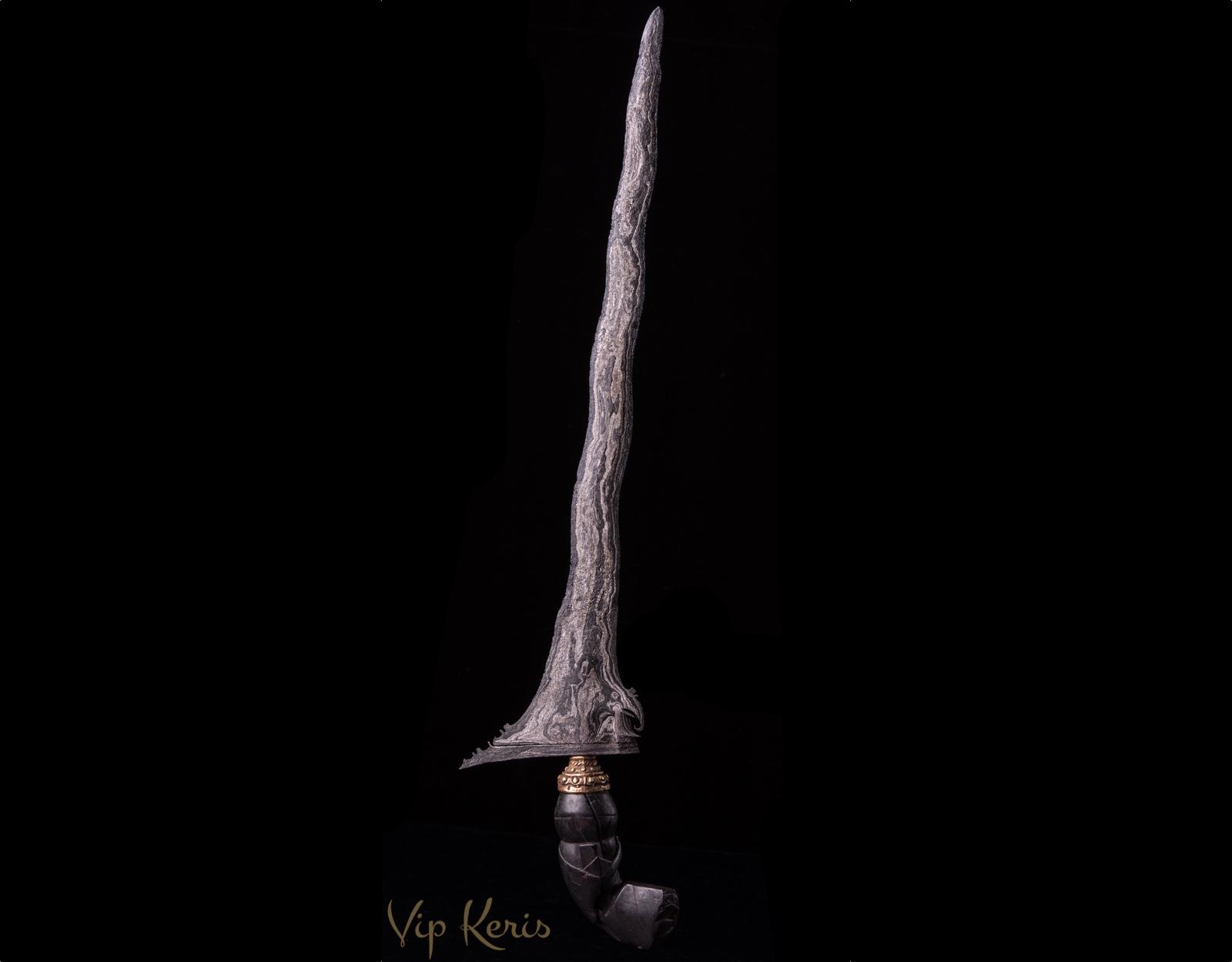 Нож Крис Sempono, девять изгибов. фото VipKeris