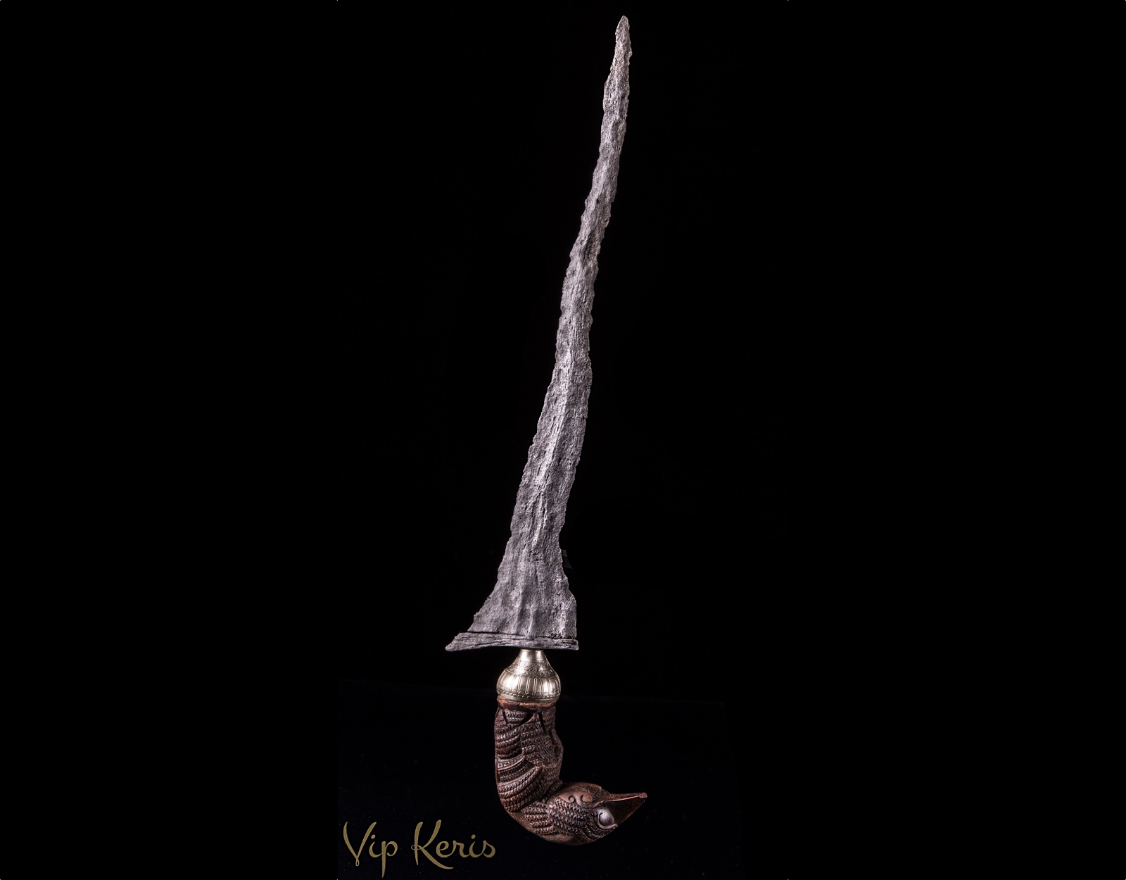 Кинжал Крис Dholog, стихия Жизнь фото VipKeris