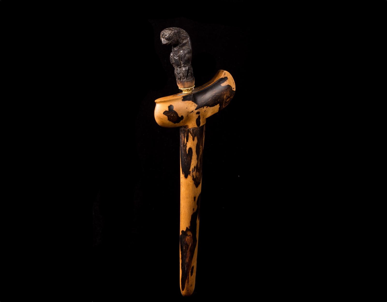 Нож Крис Patrem с тройным памором. фото VipKeris