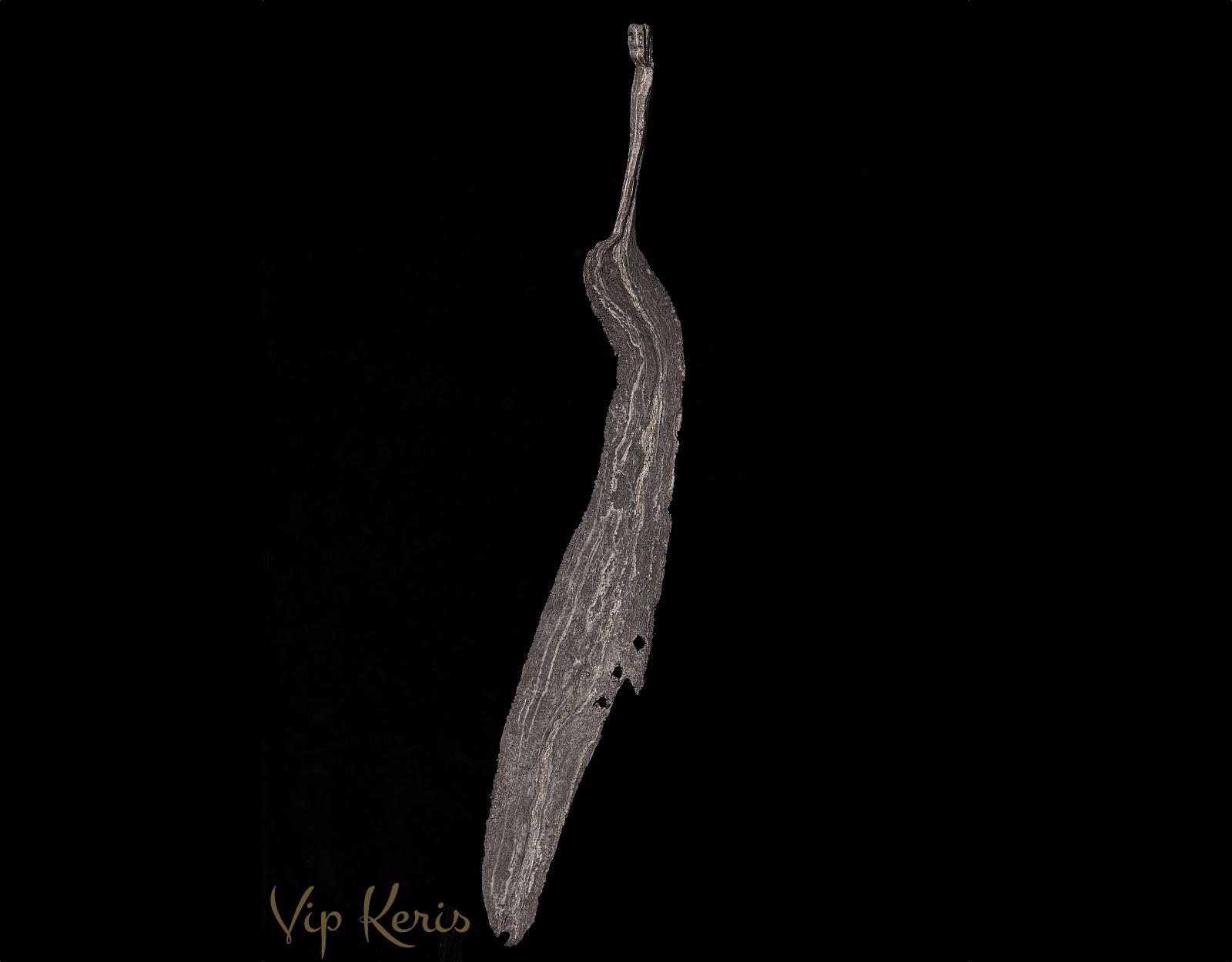 Ритуальный Крис Sajen Kudi фото VipKeris