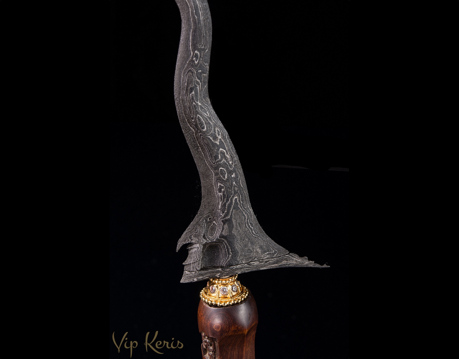 Kidang Soka, 7 изгибов. Усиление магичности сознания. фото VipKeris