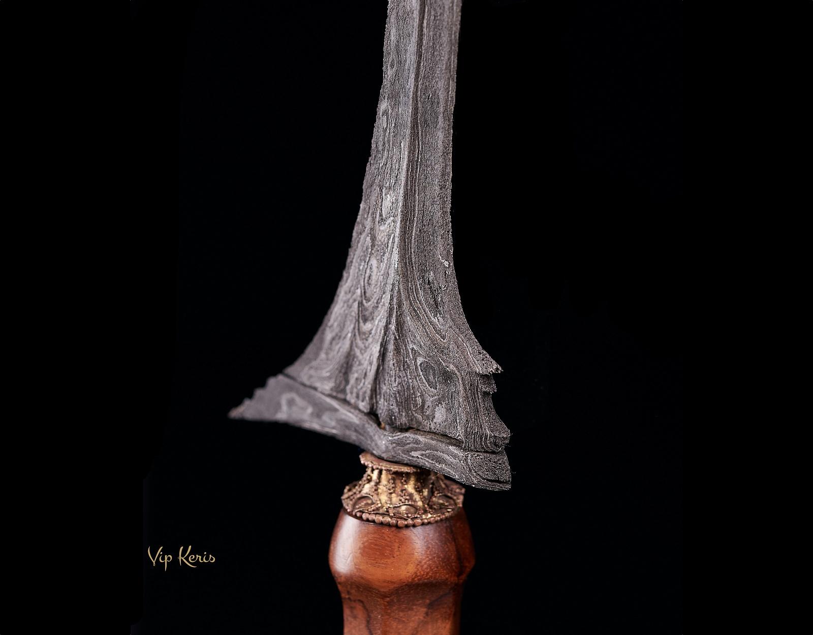 Кинжал Крис Mundarang, волшебнник. фото VipKeris