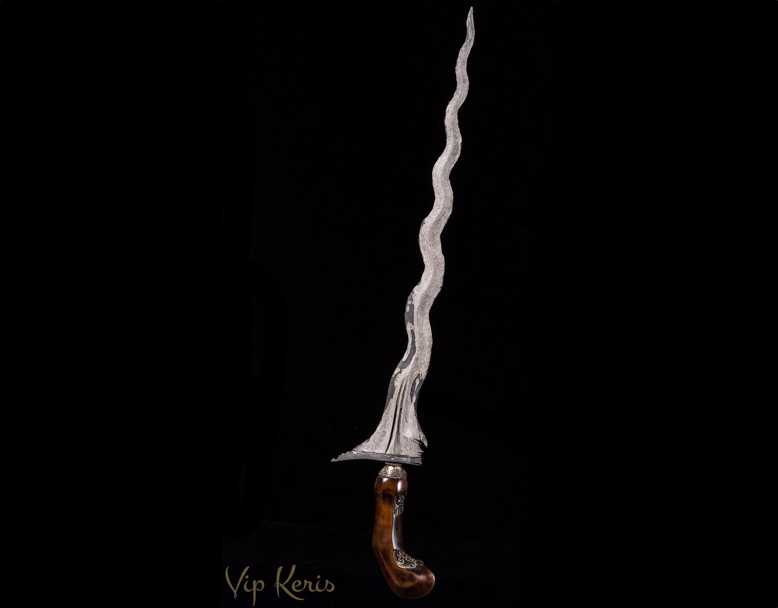 Кинжал Крис Parung Sari, Luk13 фото VipKeris