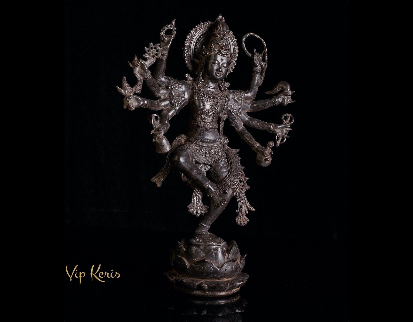 Статуя божества Шукры, 50см фото VipKeris