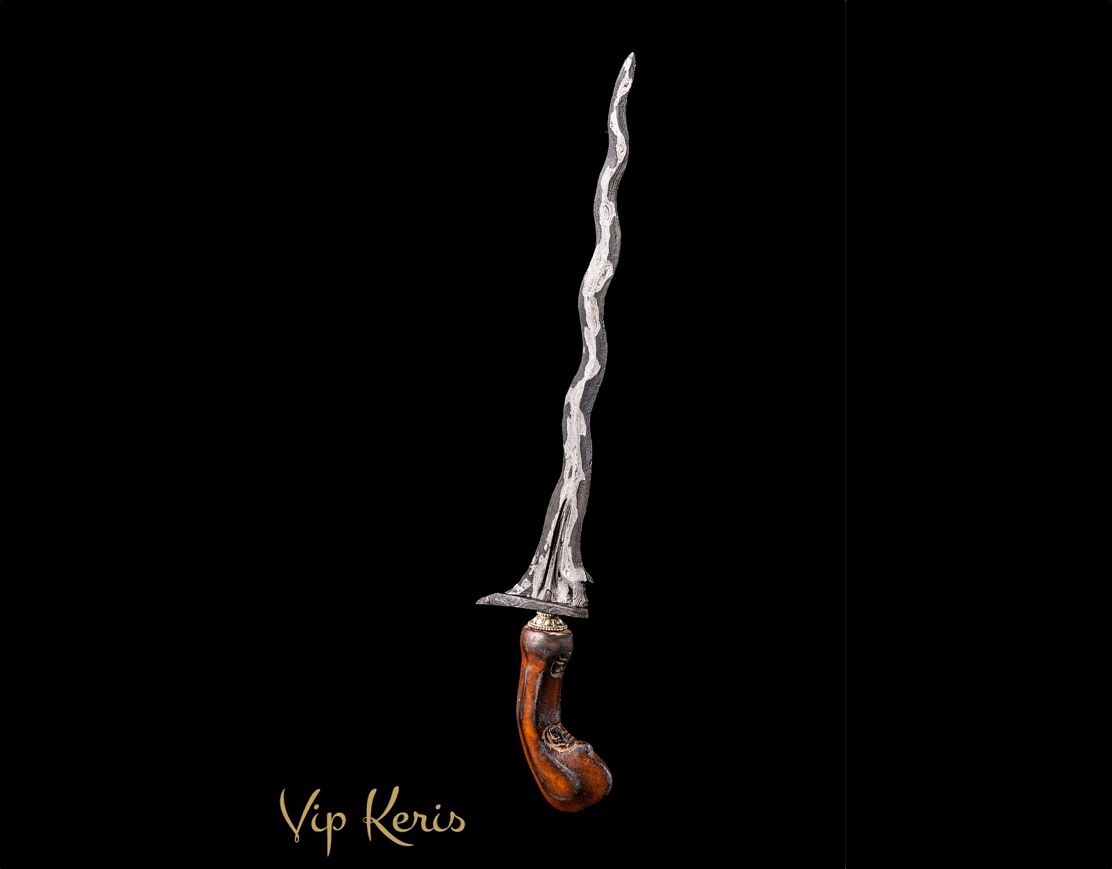Яванский кинжал Крис Panimbal фото VipKeris