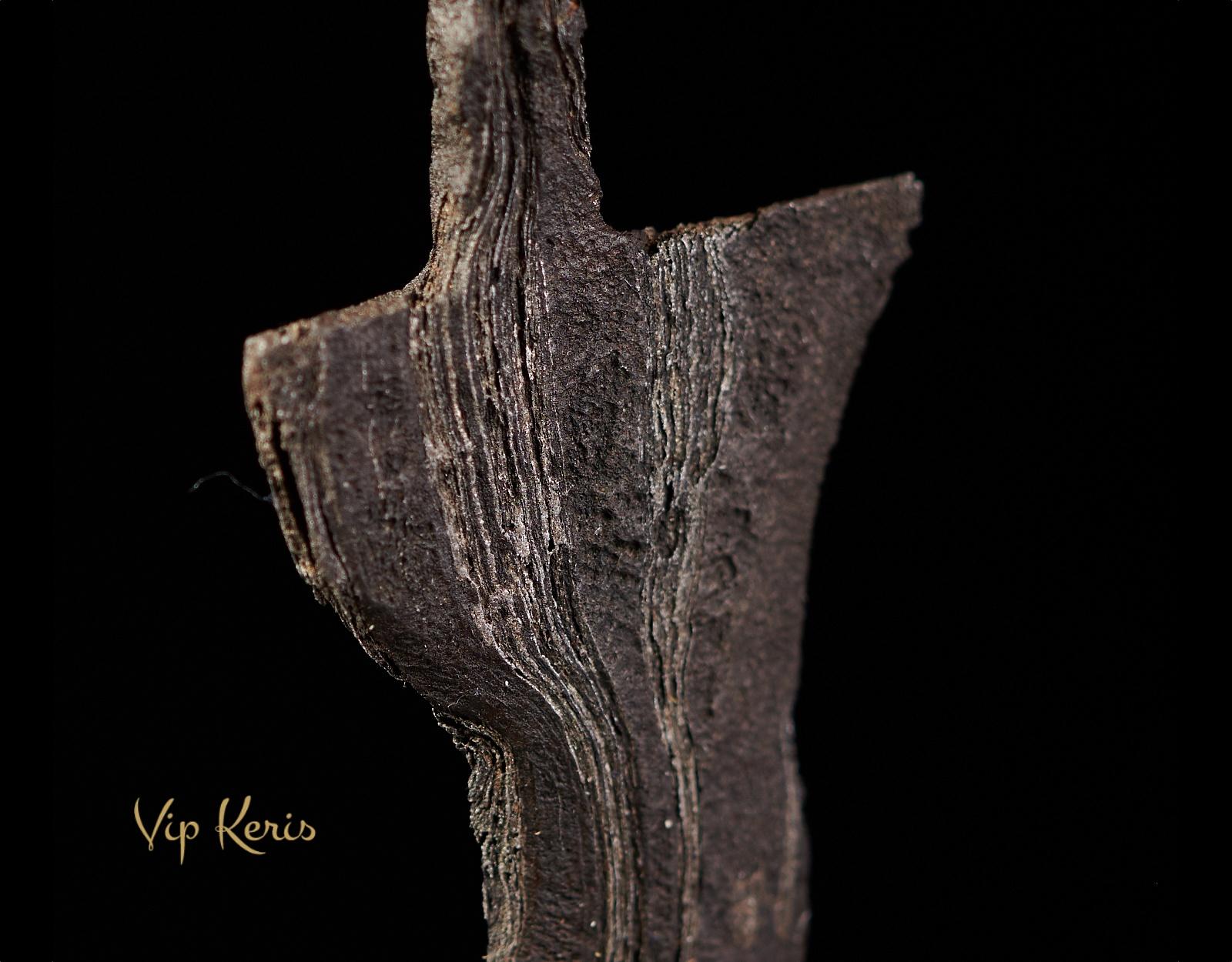 Пламевидный кинжал Крис Sajen Luk5 фото VipKeris