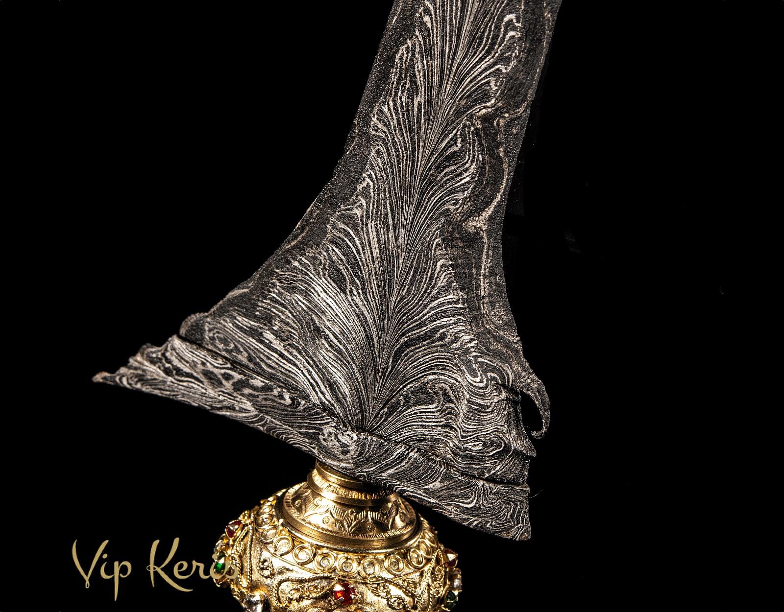 Кинжал Крис Jalak Sempaner фото VipKeris