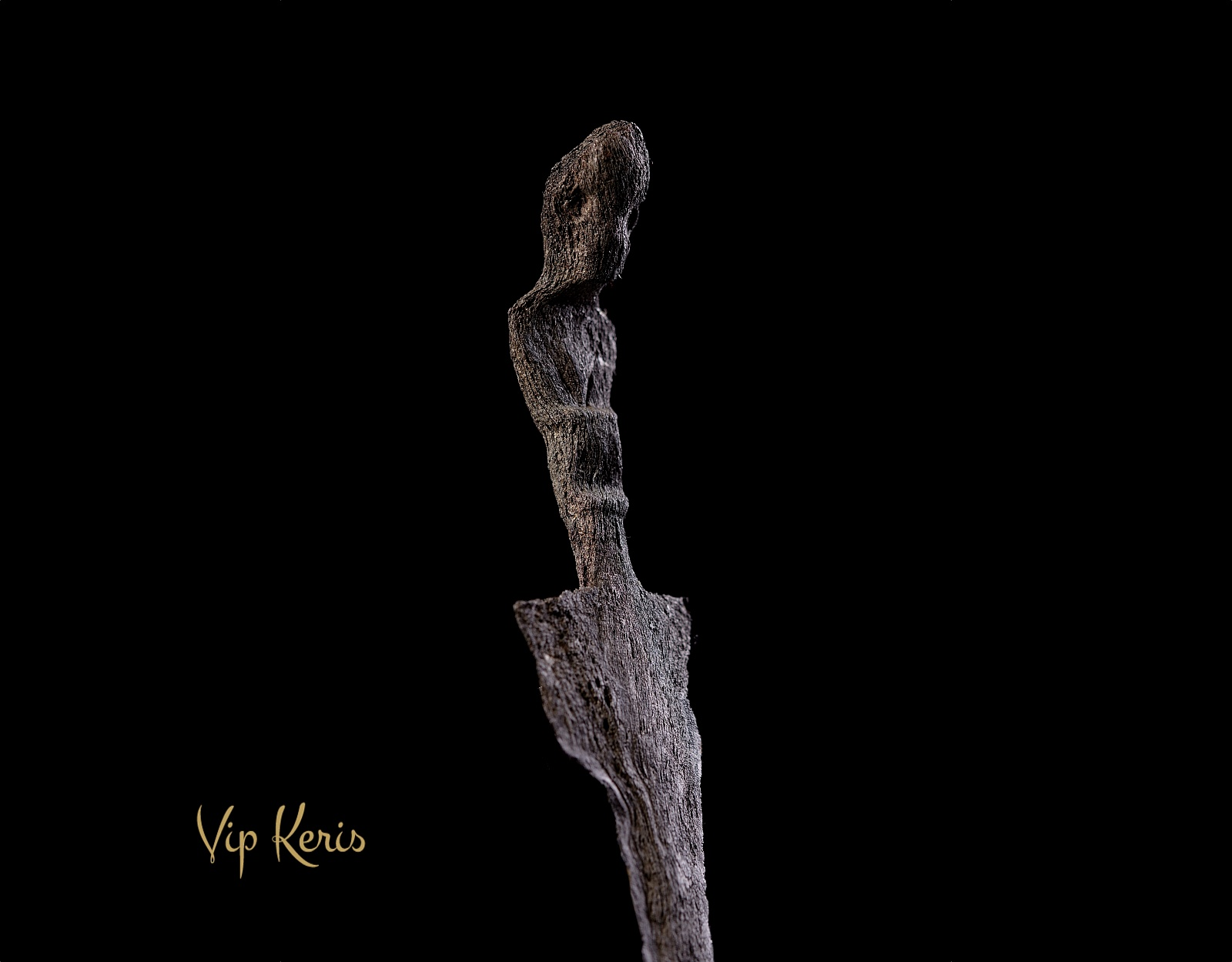 Прямой кинжал Крис Sajen, стихия Воздух, Огонь фото VipKeris
