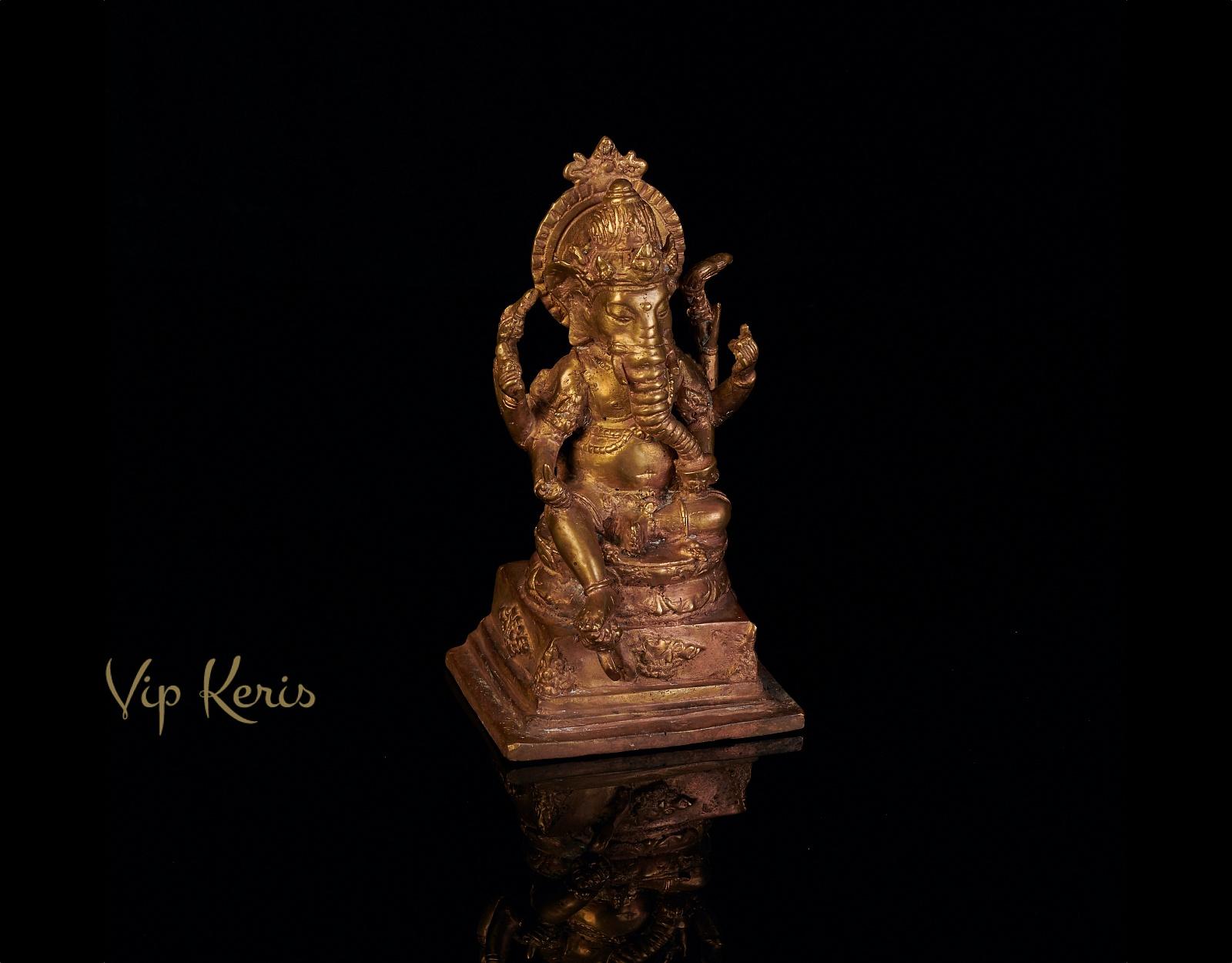 Алтарная статуя Ганеша, 22см фото VipKeris