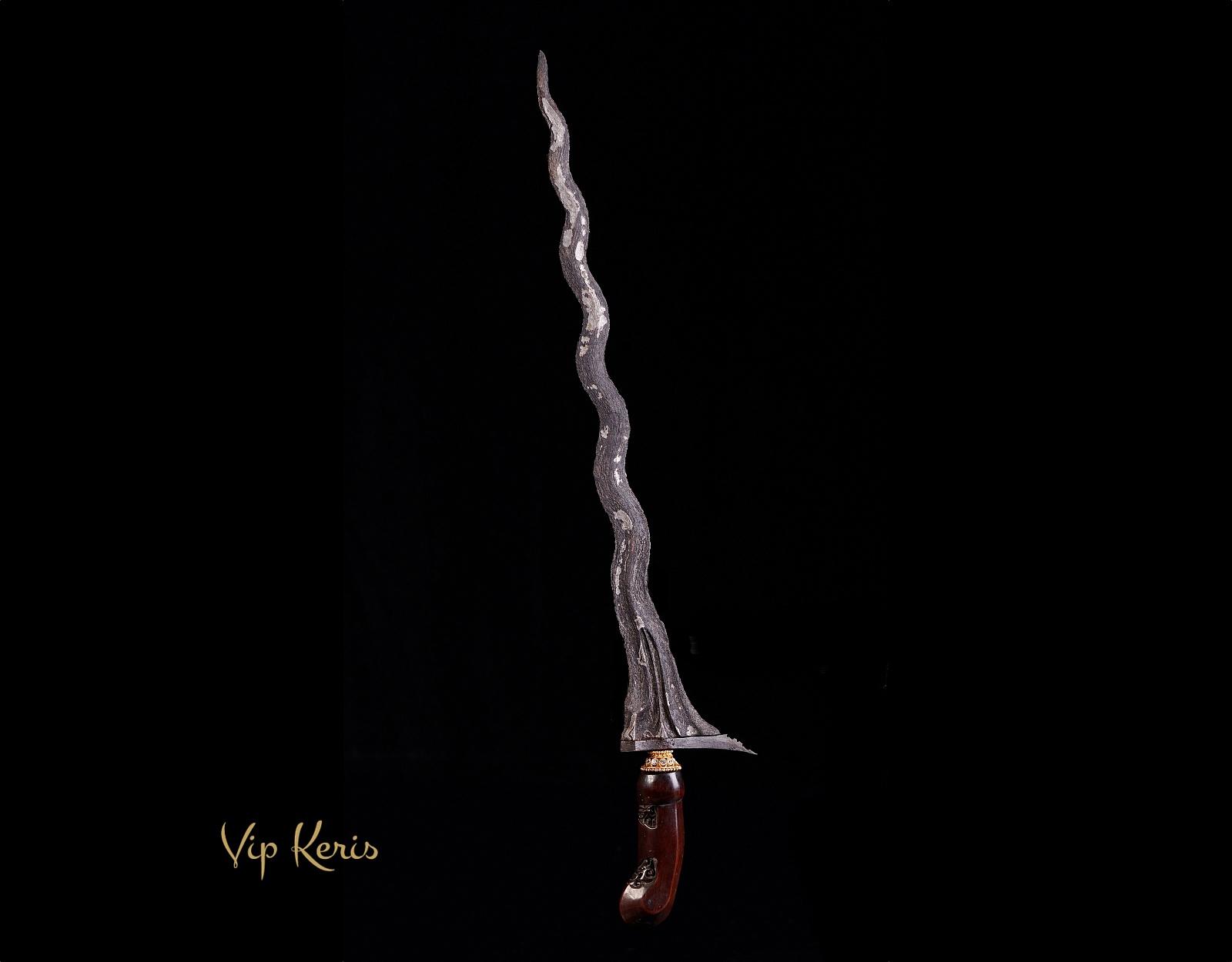 Ритуальный кинжал Крис Johan mangan, целитель фото VipKeris