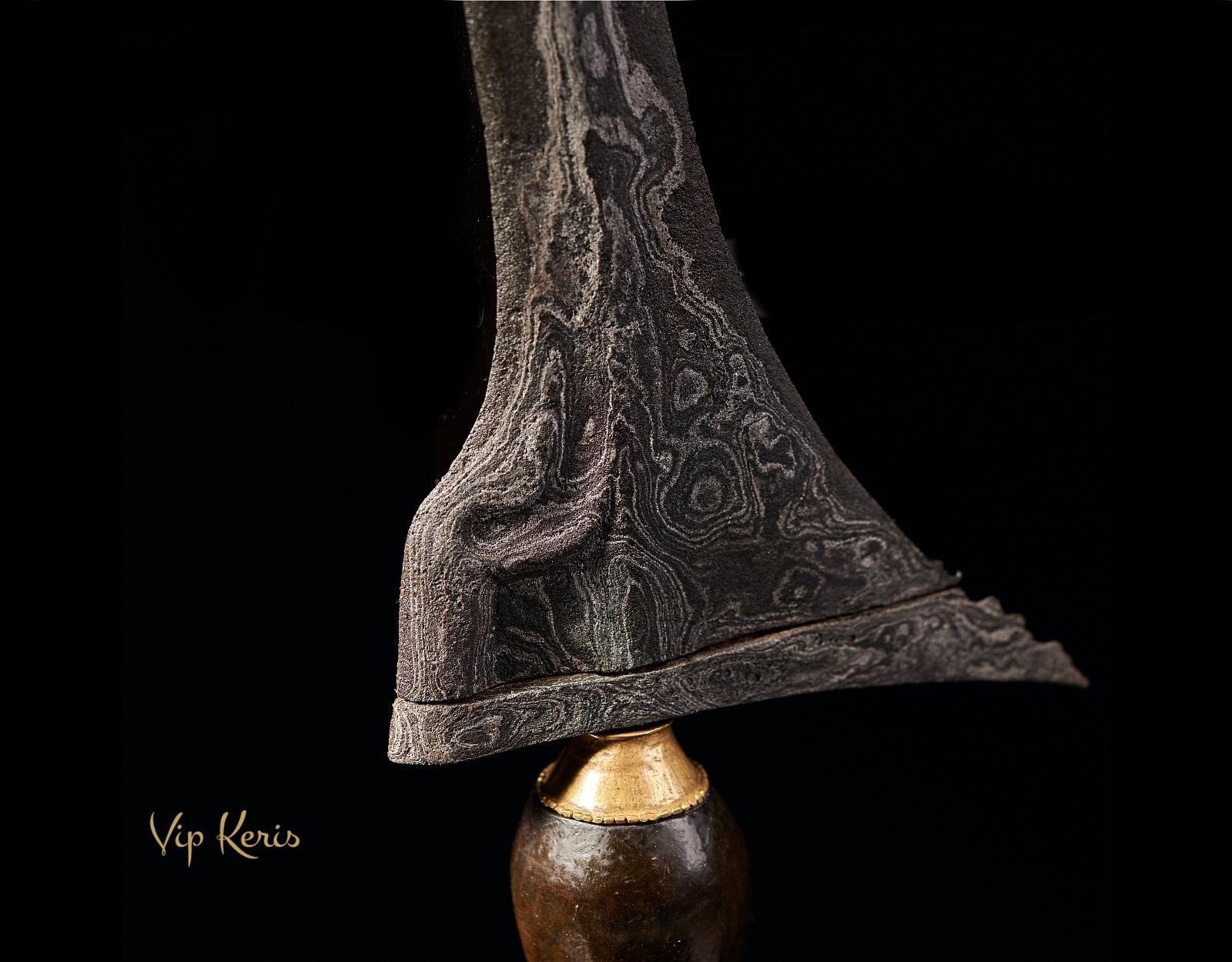 Прямой кинжал Крис Jalak Ngore, Волшебник фото VipKeris