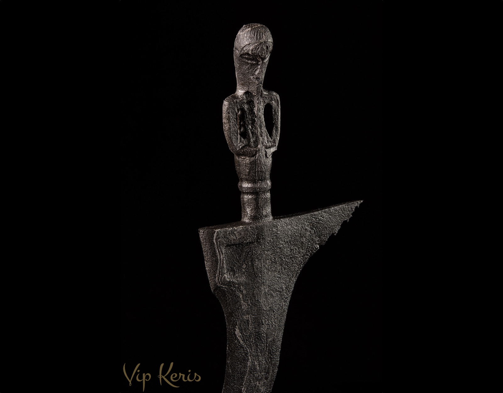 Ритуальный Крис Phutut Sajen Pertapa фото VipKeris