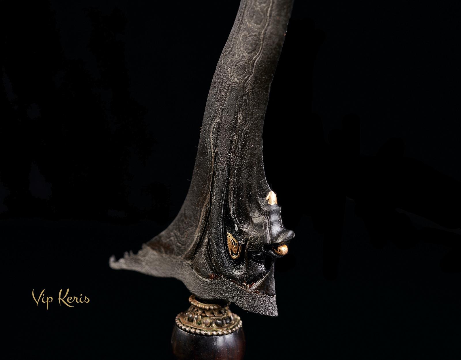 Ритуальный кинжал Крис Naga Siluman фото VipKeris