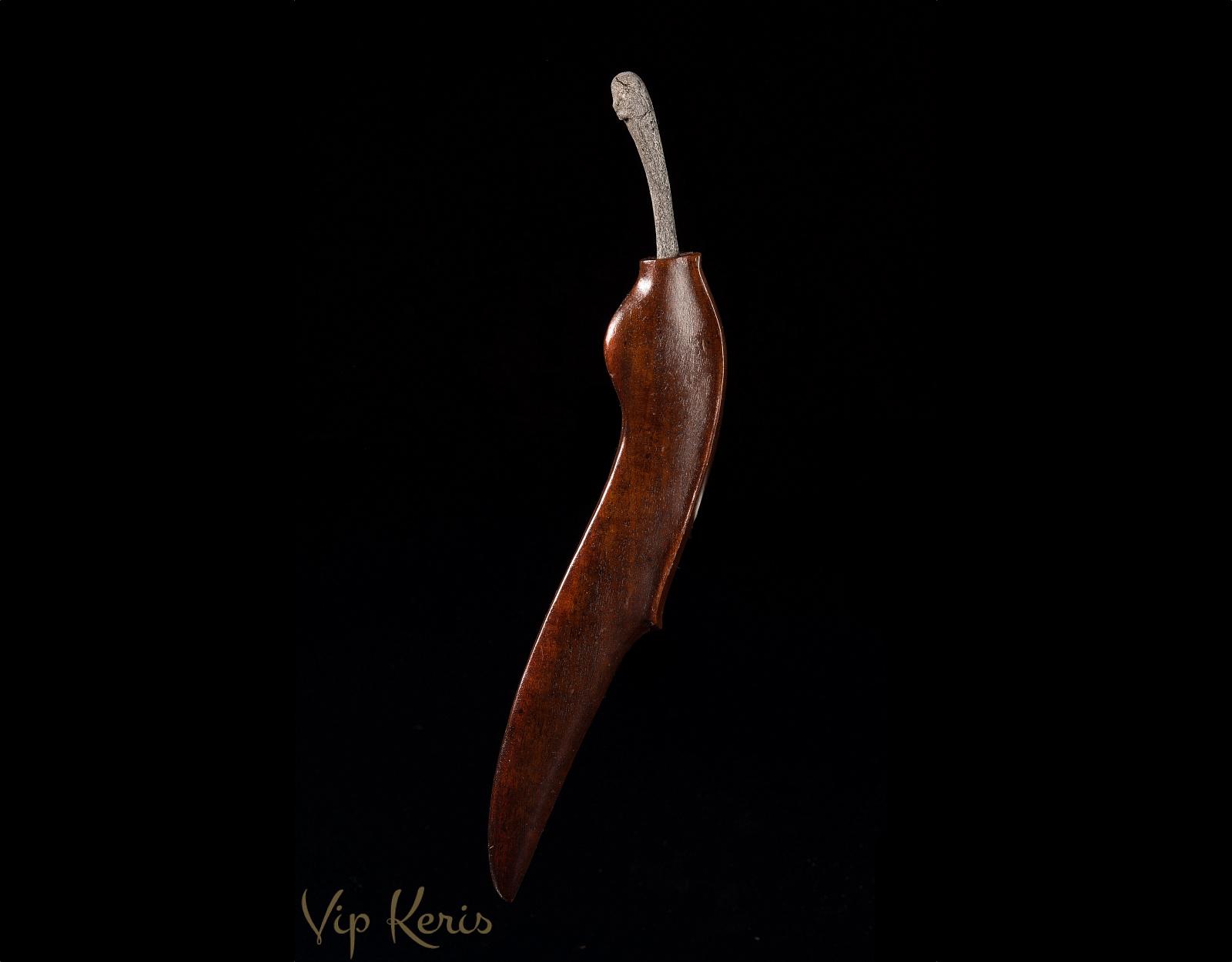 Нож Крис Sajen Kudi - абсолютный Янь фото VipKeris