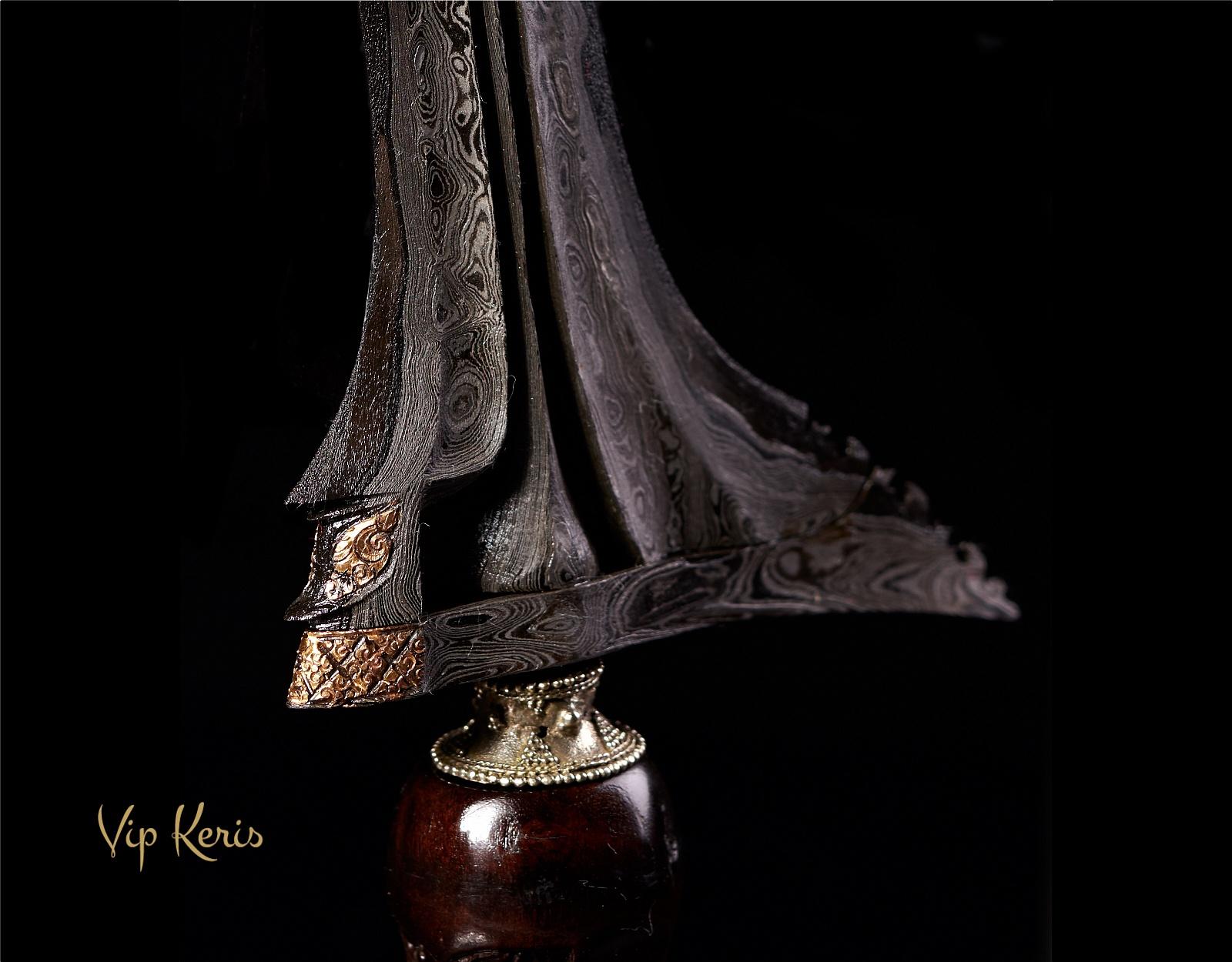 Королевский кинжал Крис Pasopati, HB7 фото VipKeris