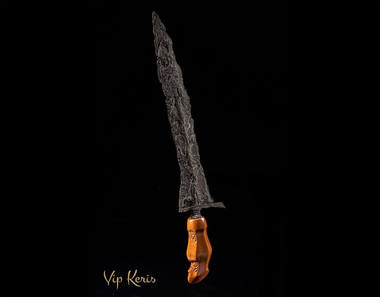Нож Крис Jalak Buddha, 5 аркан фото VipKeris