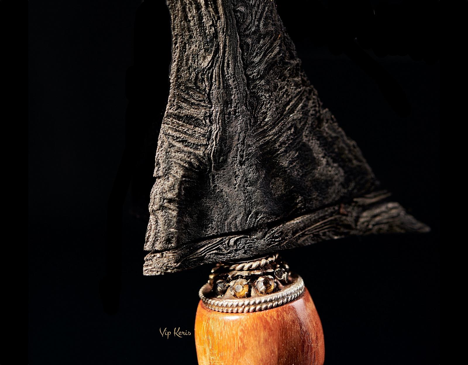 Ритуальный кинжал Крис Damar Murub фото VipKeris