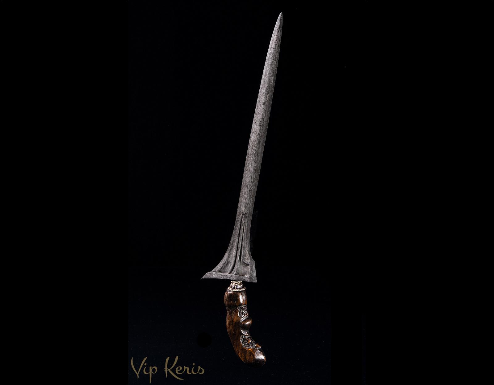 Нож Крис Jalak Sangu Tumpeng, 3 аркан фото VipKeris