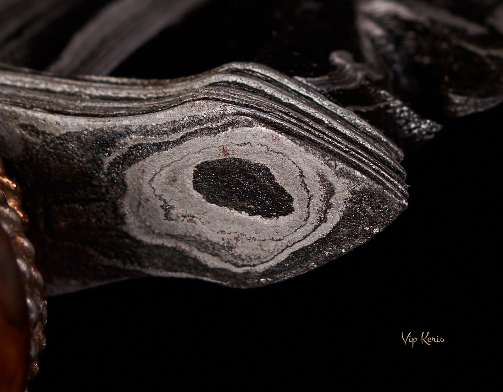Кинжал Крис Carang soka, работа с кармой. фото VipKeris