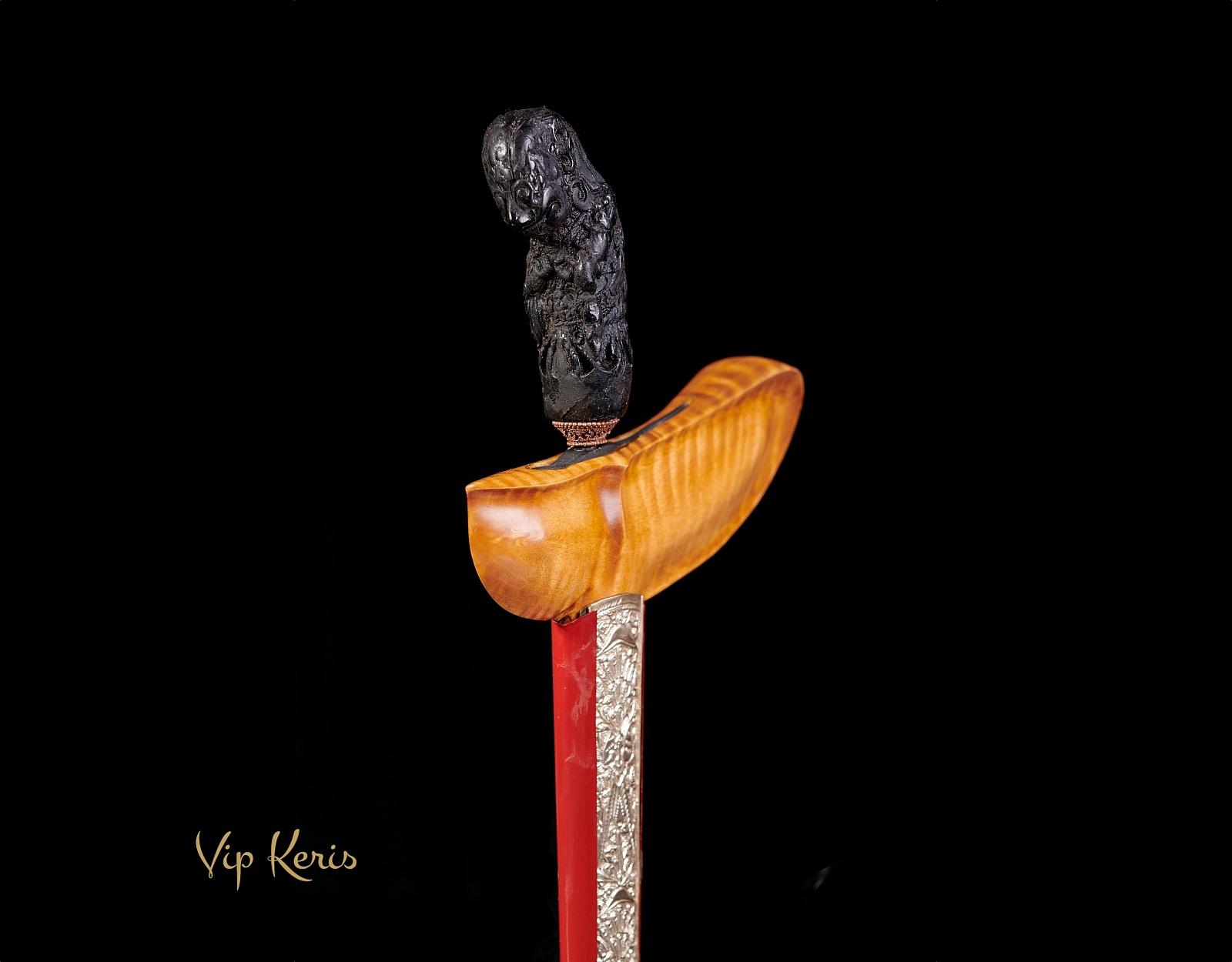 Кинжал Крис Jalak Tilam Sari фото VipKeris