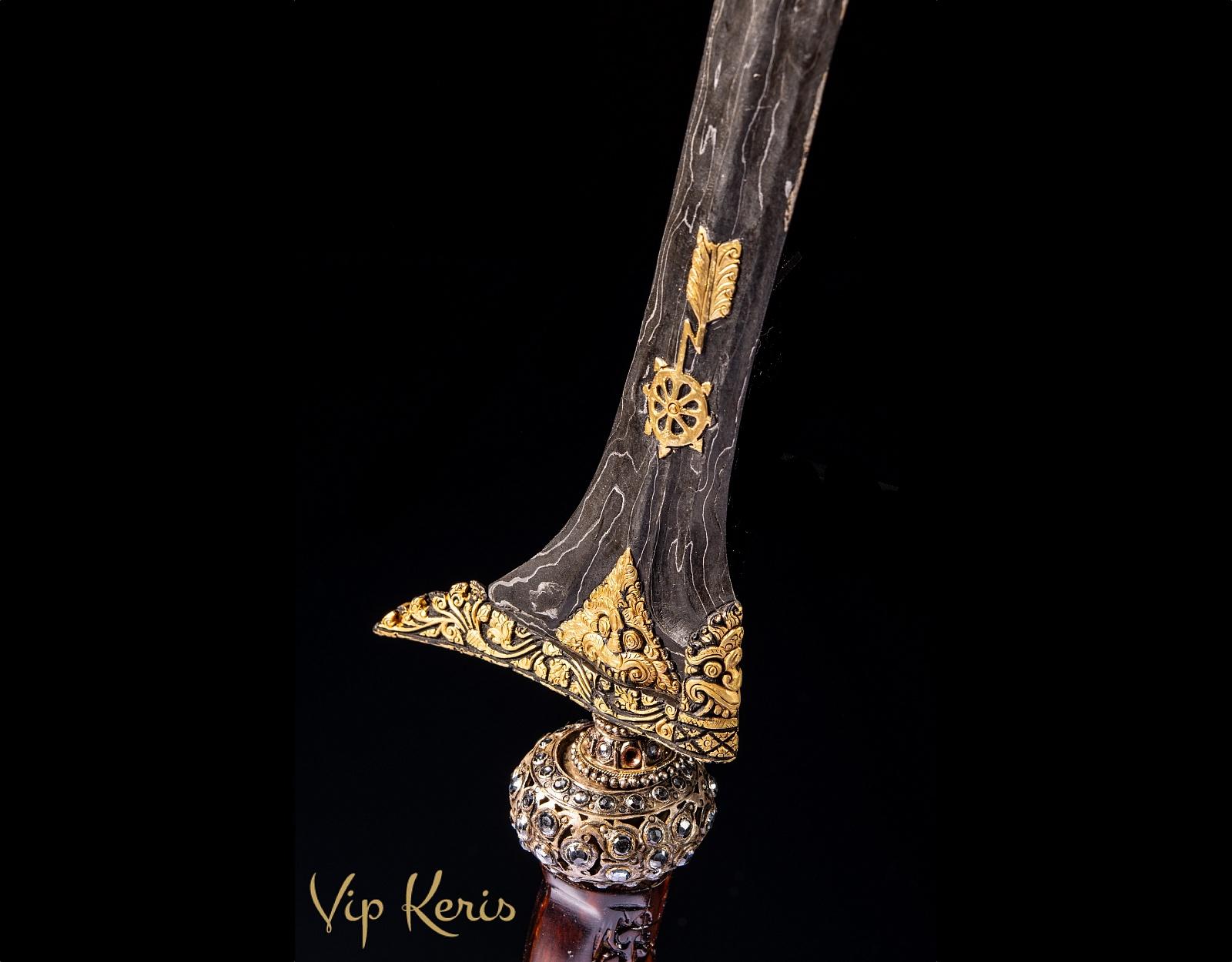 Крис Jalak Sumelang Makoro фото VipKeris