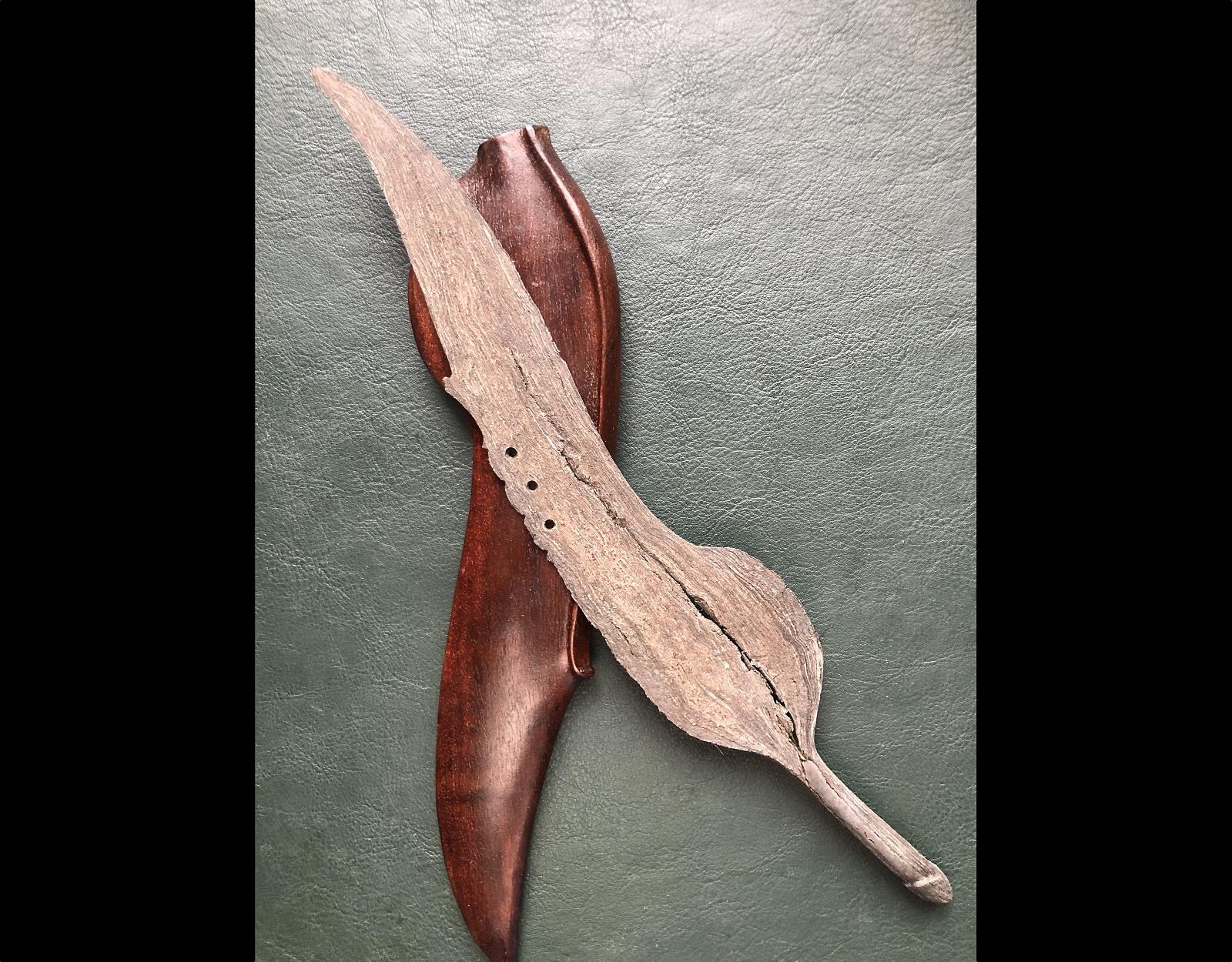 Нож Крис Sajen Kudi, Яньский артефакт. фото VipKeris