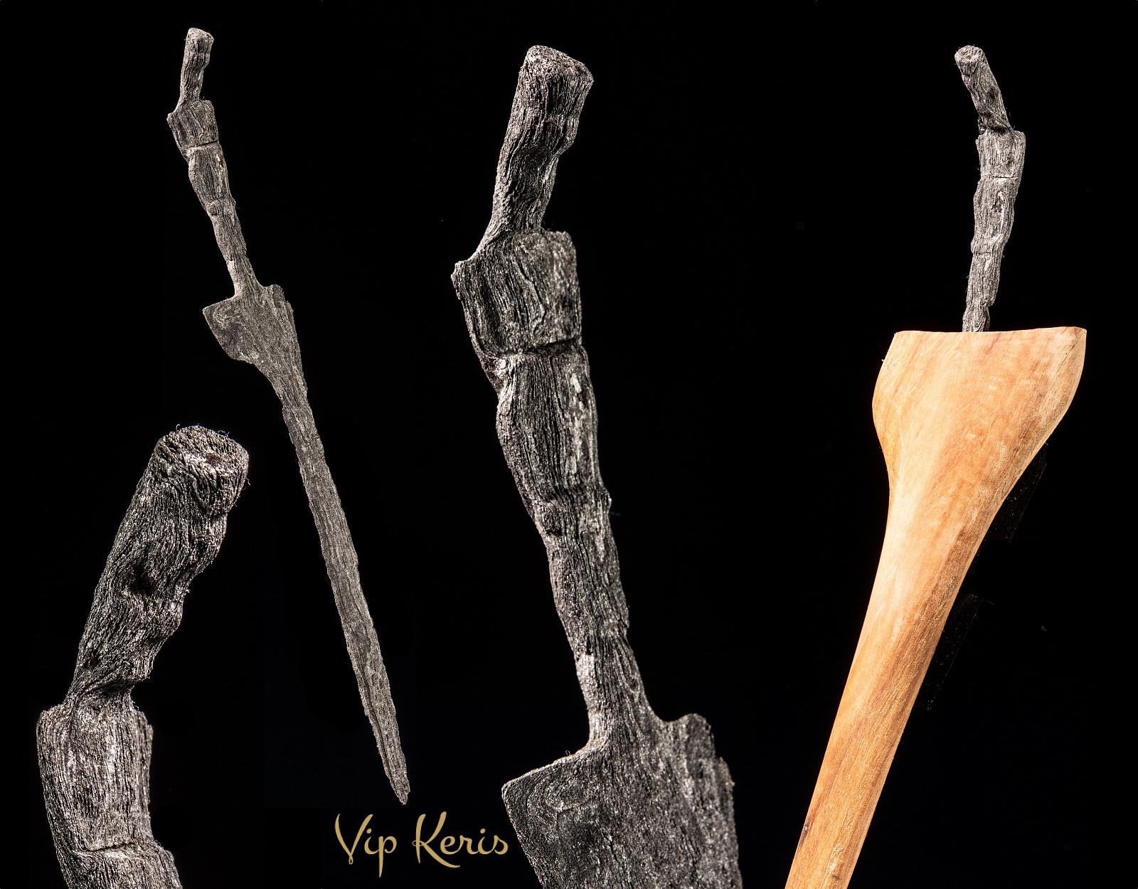 Прямой Кинжал Крис Sajen 12 век  фото VipKeris