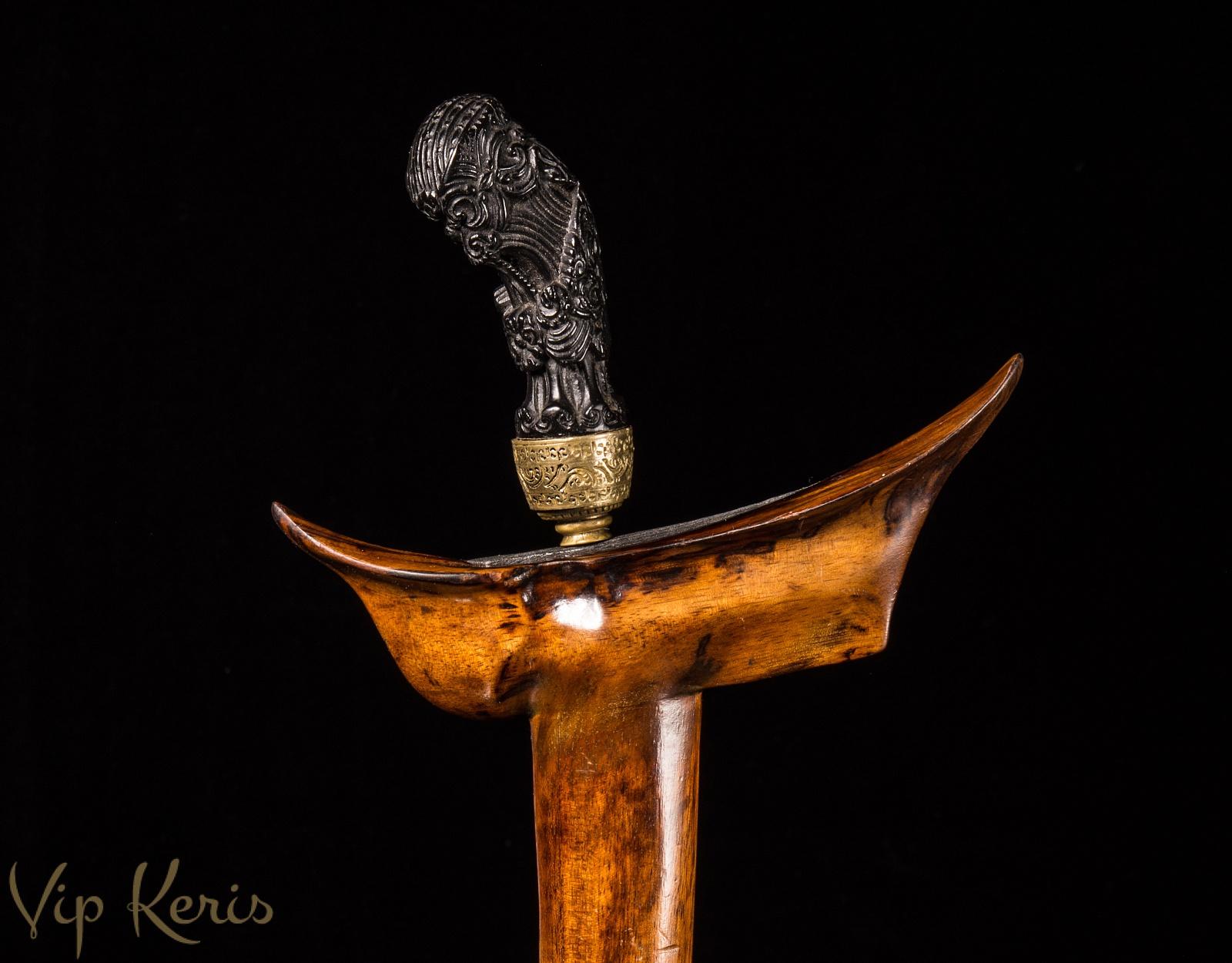 Нож Крис Tilamupih, целитель, тройной памор. фото VipKeris