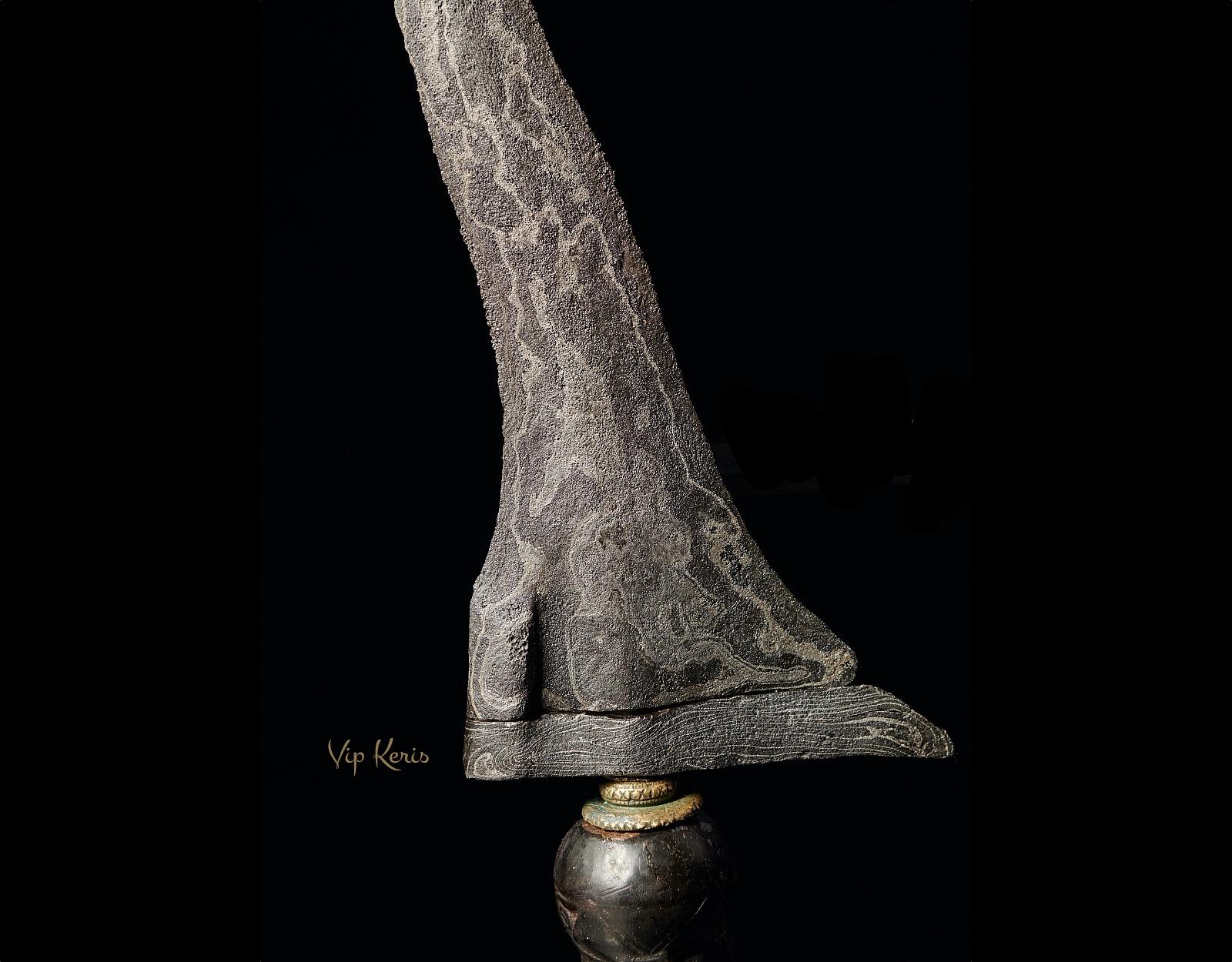 Ритуальный суматранский Крис Pulanggeni фото VipKeris