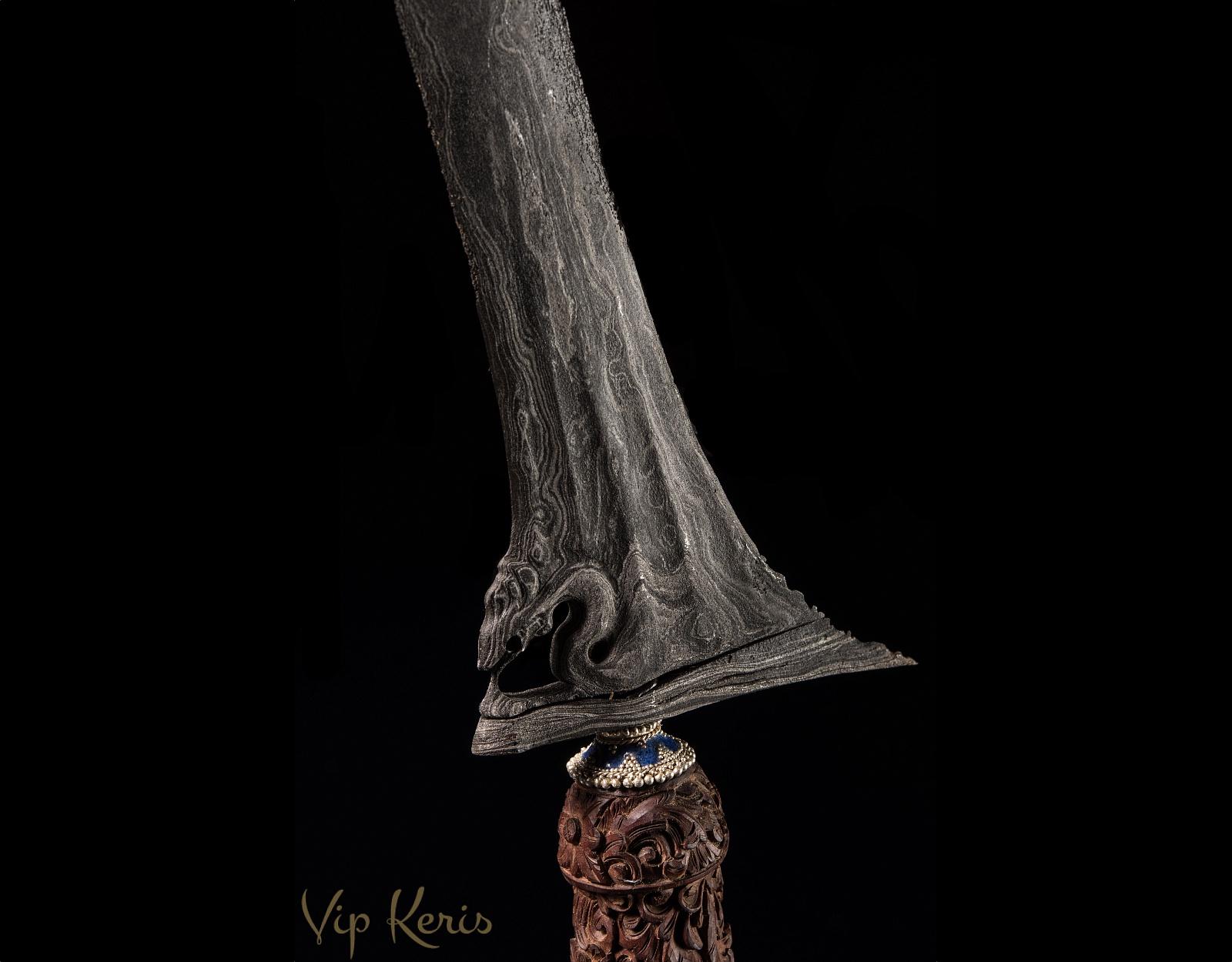 Кинжал Крис Naga Primitif фото VipKeris