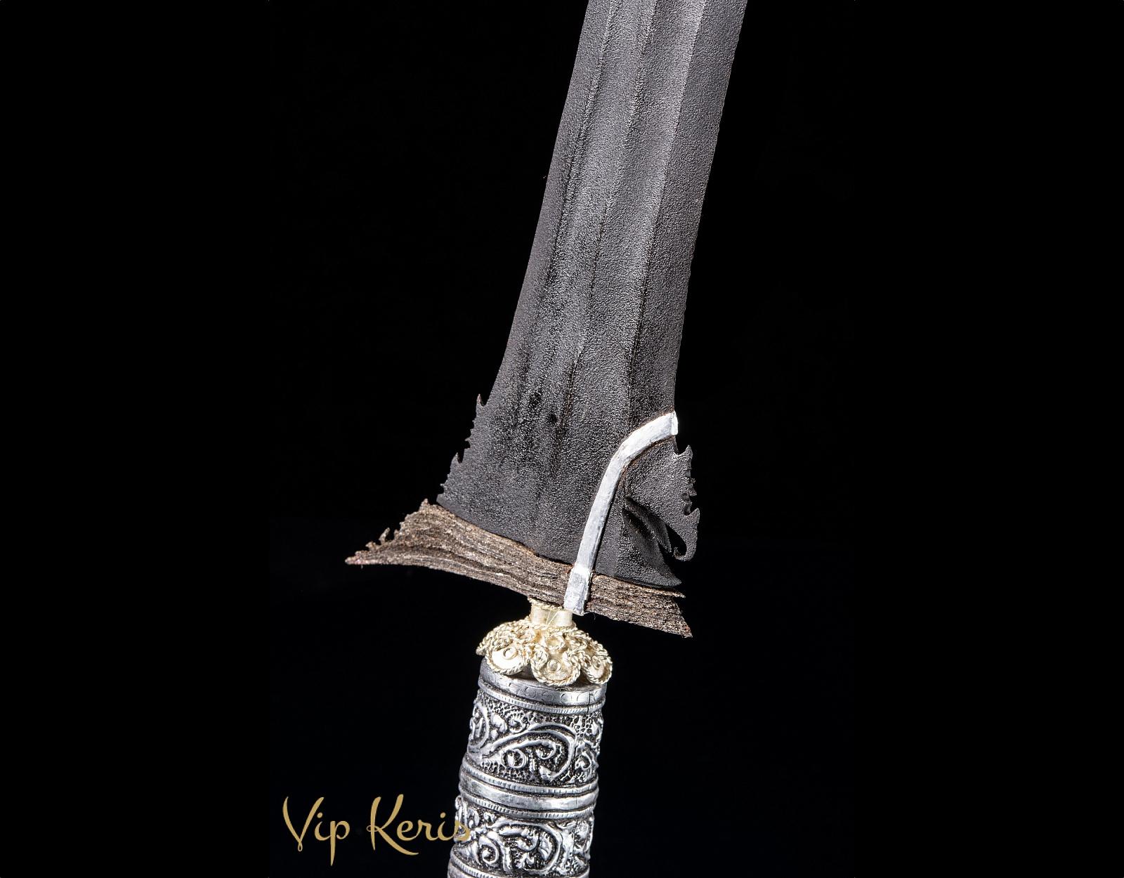 Филиппинский Кинжал Крис Моро меч фото VipKeris